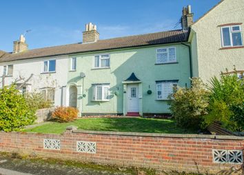 Thumbnail 3 bed terraced house for sale in Pulters Way, Hitchin