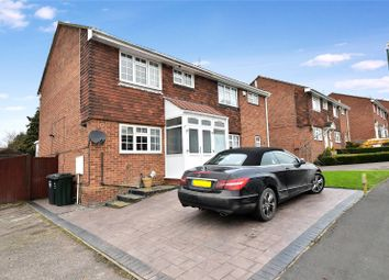 Thumbnail 3 bed semi-detached house for sale in Sinclair Way, Darenth, Kent