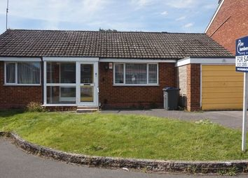 Thumbnail 2 bed detached bungalow for sale in The Dell, Northfield, Birmingham