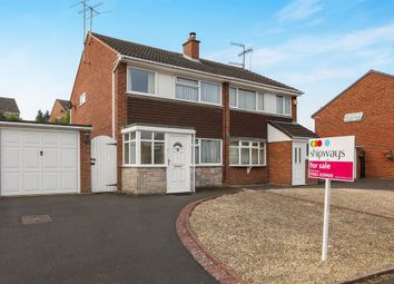 Thumbnail 3 bed semi-detached house for sale in Beeches Road, Kidderminster