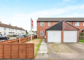 Thumbnail 3 bed end terrace house for sale in Sedbergh Road, Southampton