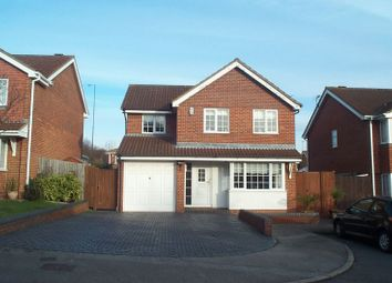 Thumbnail 4 bedroom detached house to rent in Hartlands Close, Bexley