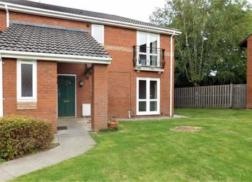 Thumbnail 2 bed flat for sale in Swanbourne Gardens, Petersburg Road, Stockport