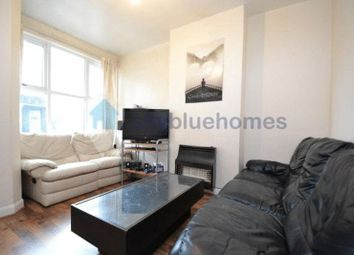 Thumbnail 3 bed terraced house to rent in Evington Road, Leicester