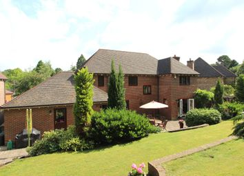 Thumbnail 5 bed detached house for sale in Claremount Gardens, Epsom