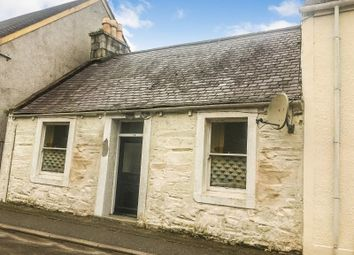 Thumbnail 1 bed terraced house for sale in 28 St John Street, Creetown