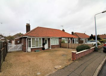 Thumbnail 2 bed semi-detached bungalow to rent in Parana Close, Norwich