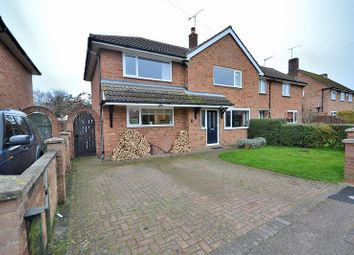 Thumbnail 3 bed semi-detached house for sale in Birchs Close, Hockliffe, Leighton Buzzard
