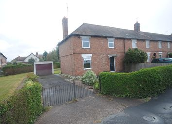 Thumbnail 3 bed end terrace house to rent in Westland Road, Market Drayton, Shropshire