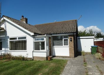 Thumbnail 2 bedroom semi-detached bungalow for sale in Lake View, Bognor Regis