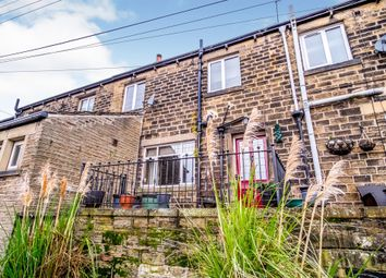 Thumbnail 2 bed terraced house for sale in Greenhill Bank Road, New Mill, Holmfirth