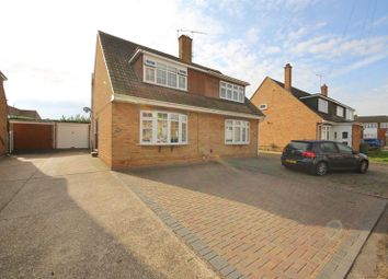Thumbnail 3 bed property for sale in Brampton Close, Corringham, Stanford-Le-Hope