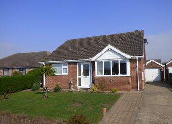 Thumbnail 2 bed detached bungalow for sale in Newbolt Close, Caistor, Market Rasen