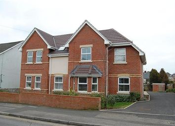 Thumbnail 1 bed flat to rent in Flat 1, 114 Uppleby Road, Parkstone