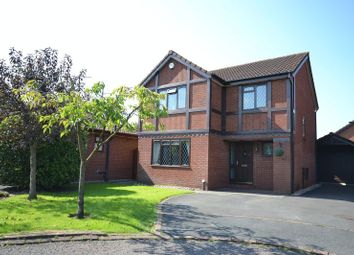 Thumbnail 4 bed detached house for sale in 6 Chaucer Close, Eccleston, Chorley