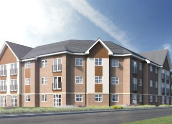 Thumbnail 1 bed flat for sale in Williams Wharf, Latchford, Warrington