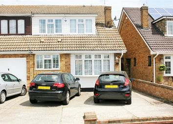 Thumbnail 4 bed semi-detached house for sale in Canvey Road, Canvey Island, Essex