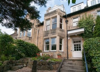 Thumbnail 5 bed detached house to rent in Abinger Gardens, Edinburgh