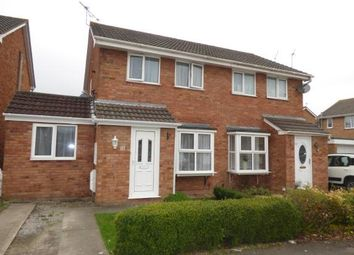 Thumbnail 3 bed semi-detached house for sale in Christian Close, Weston-Super-Mare