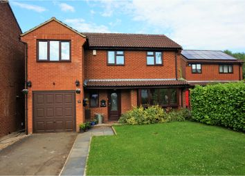 Thumbnail 4 bed detached house for sale in Lodge Gate, Great Linford