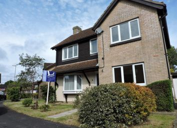 Thumbnail 4 bed detached house to rent in Bishopsgate, Titchfield Common, Fareham