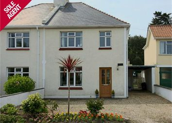 Thumbnail 2 bed semi-detached house for sale in Salines Road, St. Sampson, Guernsey
