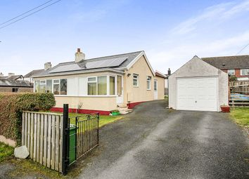 Thumbnail 3 bed bungalow for sale in Skinburness Road, Skinburness, Wigton
