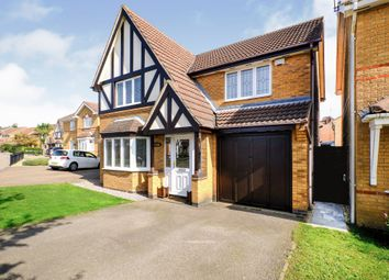 Thumbnail Detached house for sale in Mortons Bush, Wootton, Northampton