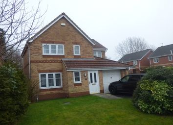 Thumbnail 4 bed detached house to rent in Kentwell Grove, West Derby