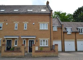 Thumbnail 4 bed end terrace house for sale in Manderville Close, Spinney Hill, Northampton