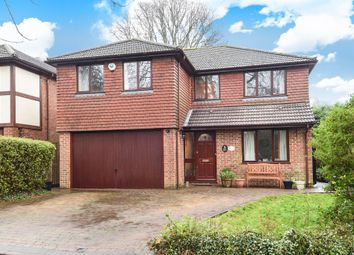 Thumbnail 4 bedroom detached house for sale in Wellesford Close, Banstead