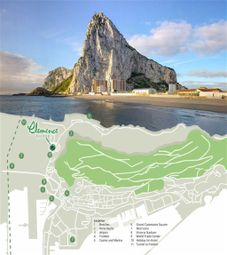 Thumbnail 1 bed apartment for sale in Clemence Suites, Gibraltar, Gibraltar