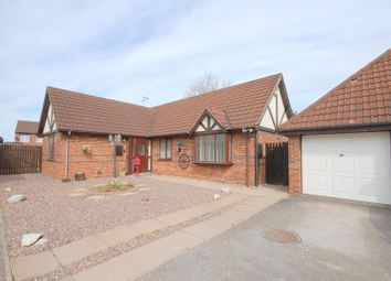 Thumbnail 3 bed detached bungalow for sale in Woodland Gardens, Crewe