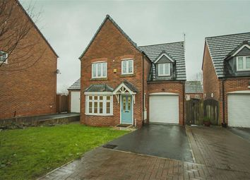 Thumbnail 4 bed detached house for sale in Brattice Drive, Pendlebury, Swinton, Manchester