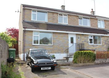 Thumbnail 4 bed semi-detached house for sale in Kingwell View, High Littleton, Bristol