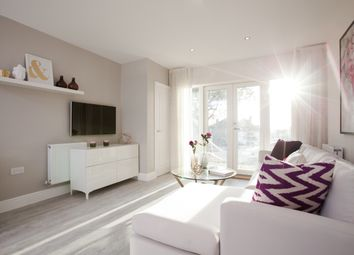 Thumbnail 2 bed flat for sale in St George's Square, Sudbury Hill, Harrow On The Hill