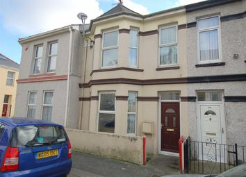 Thumbnail 3 bed end terrace house to rent in Station Road, Keyham, Plymouth