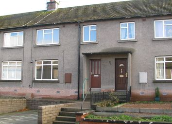 Thumbnail 3 bed terraced house to rent in Strathmore Avenue, Forfar