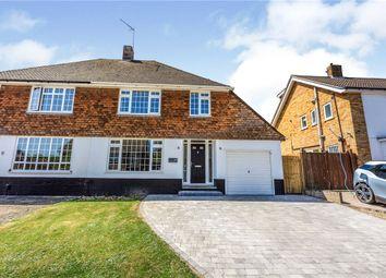 Thumbnail 3 bed semi-detached house for sale in Silverhurst Drive, Tonbridge, Kent