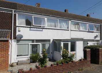 Thumbnail 3 bed terraced house to rent in Durham Close, Canterbury