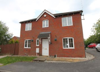 Thumbnail 3 bed detached house to rent in Rideswell Grove, Leamington Spa