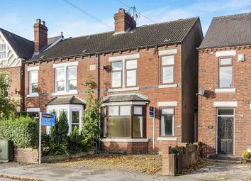 Thumbnail 2 bed flat for sale in Ackworth Road, Pontefract