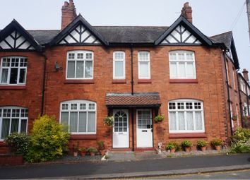 Thumbnail 2 bedroom terraced house for sale in Lock Road, Altrincham