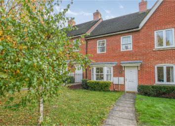 Thumbnail 3 bed terraced house for sale in Cheere Way, Papworth Everard, Cambridge