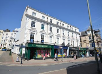 Thumbnail 1 bed flat for sale in Evelyn House, 14-15 Wellington Street, Teignmouth, Devon