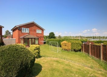 Thumbnail 3 bed detached house for sale in Rushdene, Wigan