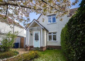 Thumbnail 4 bed semi-detached house for sale in Hills Avenue, Cambridge
