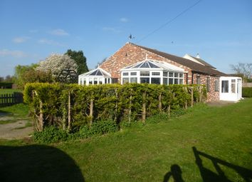 Thumbnail Detached bungalow for sale in New York Road, Dogdyke, Lincoln
