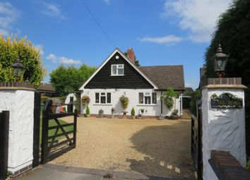 Thumbnail 4 bed detached house for sale in Elmdon Road, Marston Green, Birmingham