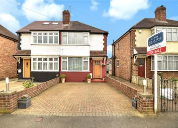Thumbnail 2 bed semi-detached house for sale in Westfield Way, Ruislip, Middlesex